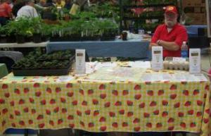 Strawberry Lane Farm Shawnee Farmer's Expo 2010